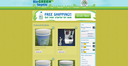 Biogreen Septic